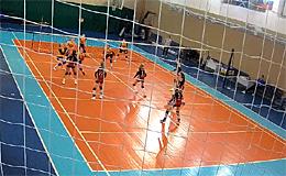 Спортивный зал спортшколы «Пахра» (Подольск)