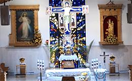 Церковь Carmelite Fathers (г.Мюнстер, США)