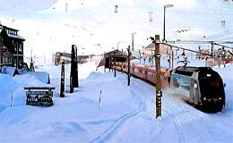 Железнодорожная станция «Финсе» (Норвегия)