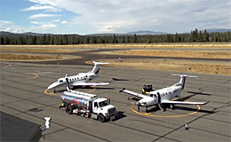 Аэропорт Truckee Tahoe Airport (Калифорния, США)