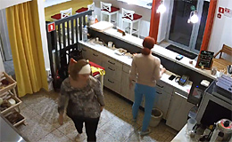 Кафе Dal & Borsch. Кухня (Калининград)