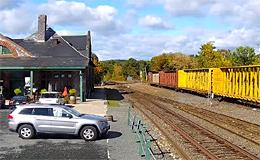 Железнодорожная станция Палмер (Массачусетс, США)