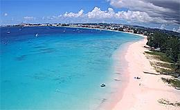 Барбадос. Пляж Карлайл-бич