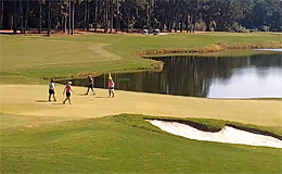 Гольф-клуб Savannah Golf Club (Саванна, США)