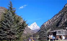 Гора Маттерхорн (Италия)