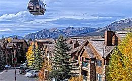 Горный курорт Теллурид (Колорадо, США)