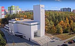 Прага. Церковь Христа-Спасителя (Чехия)