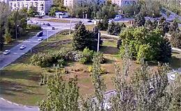 Волжский. Улица Карбышева, улица Энгельса (Волгоградская обл.)