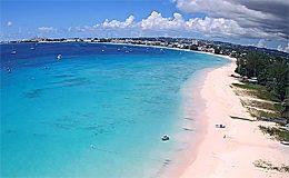 Веб камера Барбадос. Пляж Карлайл-бич в реальном времени