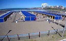 Веб камера Мар-дель-Плата. Bahia Varese (Аргентина) в реальном времени